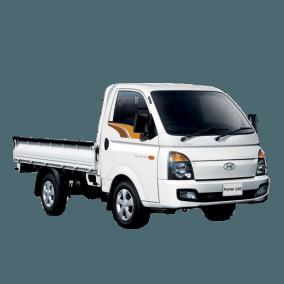 Hyunai Porter H150 thung lung Hyundai Việt Nhật Anh