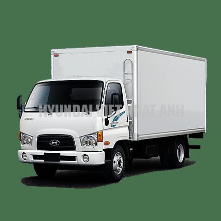 Hyundai New Mighty 110S thung kin