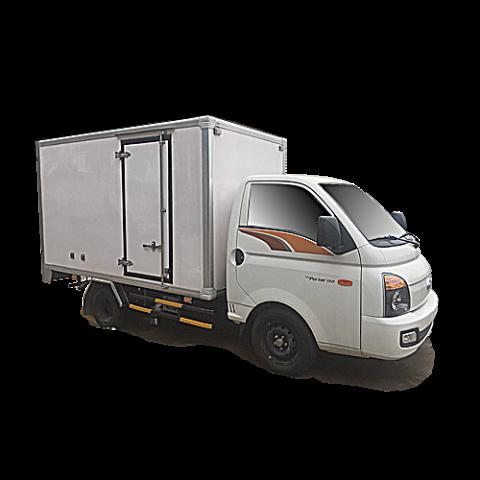 Hyundai Porter 150 thung kin