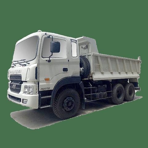 Xe ben Hyundai HD270 12 tan 9 m3
