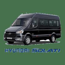 Xe khách 16 chổ Hyundai Solati