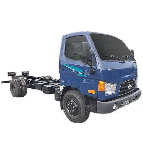 Hyundai New Mighty 110S chassist