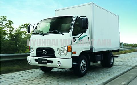 Hyundai New Mighty 75S thùng kín