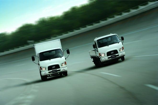Hyundai New Mighty 75S thùng lửng