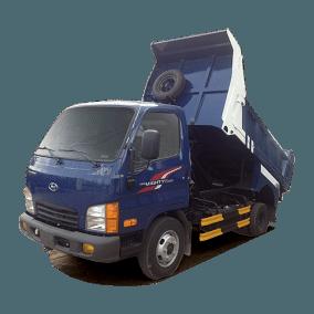 Xe tải ben New Mighty N250 Hyundai Việt Nhật Anh