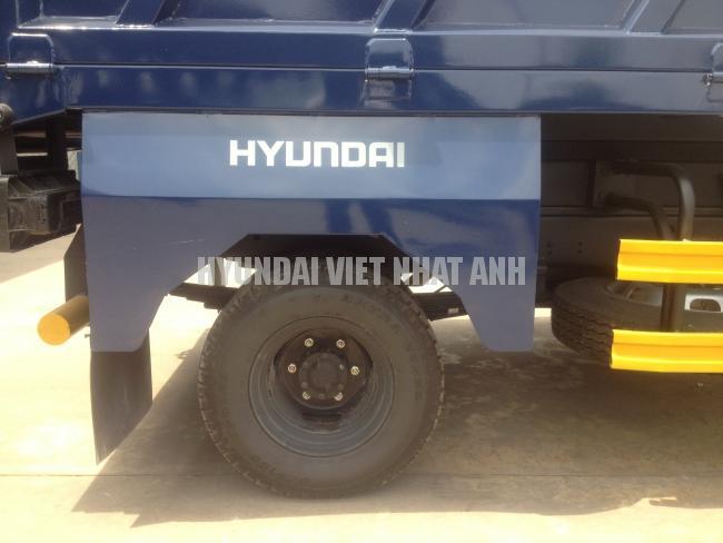 Xe tải ben N250