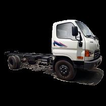 Hyundai Mighty 2017 sắt xi