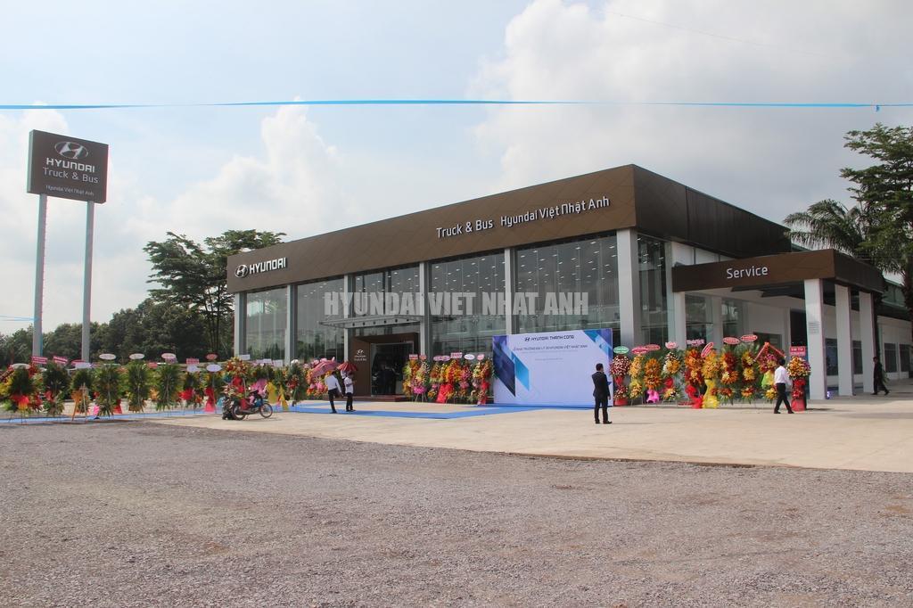 Đại lý 3S Hyundai Việt Nhật Anh